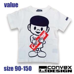 CONVEX コンベックス value BOXロゴ&ミュータンT 90-150 18ss 【ネコポスOK・ゆうパケットOK】|caramelmama
