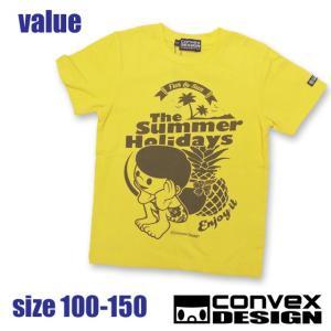40%OFF SALE/ネコポス・ゆうパケットOK/残りサイズ120のみ/CONVEX コンベックス value バカンスT 100-150 18ss|caramelmama