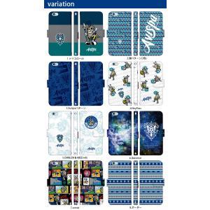 スマホケース 手帳型 全機種対応 iPhone8 XR Galaxy A30 S5 HUAWEI nova lite 3 OPPO Pixel 3 アンドロイドワン デザイン アビスパ福岡|carbattery|02