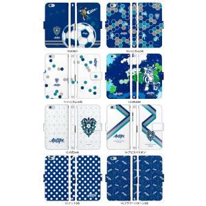 スマホケース 手帳型 全機種対応 iPhone8 XR Galaxy A30 S5 HUAWEI nova lite 3 OPPO Pixel 3 アンドロイドワン デザイン アビスパ福岡|carbattery|03