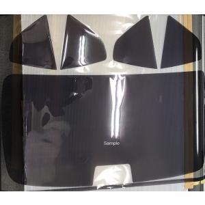 フィット 型式 GK3-6  初年度登録年月 H25/09〜 カット済み カーフィルム|carclinic