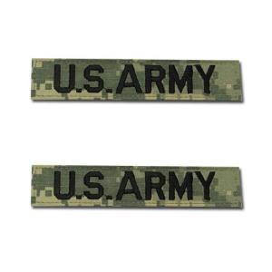 アメリカ陸軍 U.S.Army 戦闘服用ワッペン - ベルクロタイプ|card-museum
