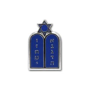 アメリカ陸軍 兵科章 - 従軍牧師章(ユダヤ教) サービスドレス胸用 米軍 ミリタリーバッジ|card-museum
