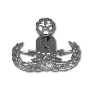 アメリカ陸軍 技能章 - 爆発物処理 マスター章 サービスドレス胸用 米軍 ミリタリーバッジ|card-museum