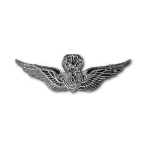 アメリカ陸軍 技能章 - 航空機兵 マスター章 サービスドレス胸用 米軍 ミリタリーバッジ|card-museum