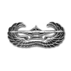 アメリカ陸軍 技能章 - 空挺グライダー章 サービスドレス胸用 米軍 ミリタリーバッジ|card-museum