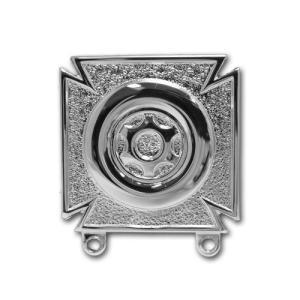 アメリカ陸軍 技能章 - ドライバーとメカニック技能章 サービスドレス胸用 米軍 ミリタリーバッジ|card-museum