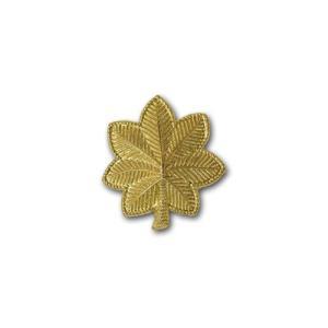 アメリカ軍 士官 階級章 - 少佐 O-4 帽子用 米軍 ミリタリーバッジ|card-museum