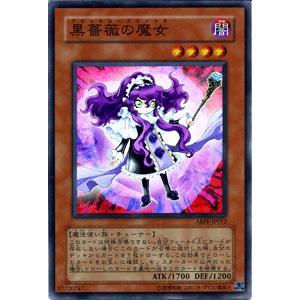 遊戯王カード 黒薔薇の魔女 (スーパーレア) / アブソリュート・パワーフォース(ABPF) / シングルカード|card-museum