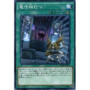 遊戯王カード 竜呼相打つ / ブレイカーズ・オブ・シャドウ(BOSH) / シングルカード|card-museum