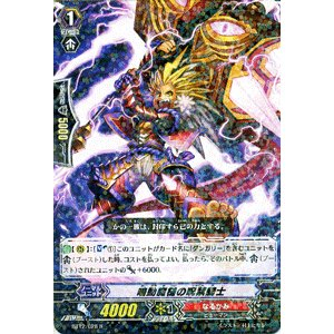 カードファイト!! ヴァンガード 鳴動魔槌の呪禁騎士(R) / 第12弾「黒輪縛鎖」 / シングルカード|card-museum