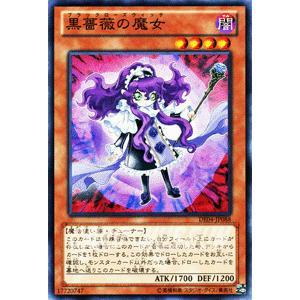 遊戯王カード 黒薔薇の魔女 / デュエリスト・エディションVol.4(DE04) / シングルカード|card-museum