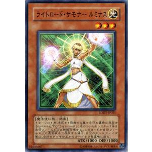 遊戯王カード ライトロード・サモナー ルミナス / ライト・オブ・ディストラクション(LODT) / シングルカード card-museum