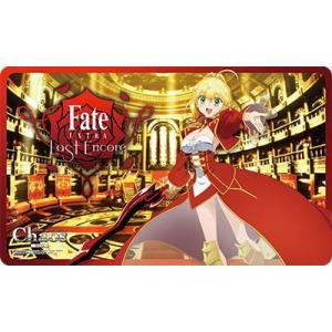 ChaosTCG Fate/EXTRA Last Encore 特製ラバープレイマット  | カオスTCG フェイト エクストラ|card-museum