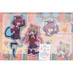 布製プレイシート「とらドラ!」|card-museum