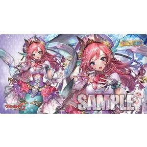 ヴァンガードG「七色の歌姫」【特製ラバーマット】 | ヴァンガード|card-museum