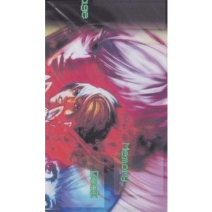 THE KING OF FIGHTERS 布製プレイマット card-museum