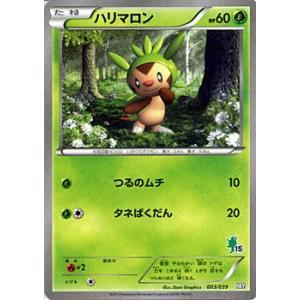 ポケモンカードゲームXY/ハリマロン/XYはじめてセット card-museum