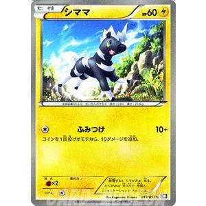 ポケモンカードゲームBW/シママ/第1弾「ブラックコレクション」|card-museum