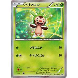 ポケモンカードゲームXY/ハリマロン(PR)/プロモーションカード|card-museum