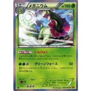 ポケモンカードXY メガニウム(R) /破天の怒り(PMXY9)/シングルカード|card-museum