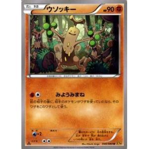 ポケモンカードXY ウソッキー /破天の怒り(PMXY9)/シングルカード|card-museum