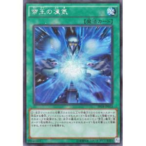 遊戯王 シークレットレア 帝王の凍気 プレミアムパック18 PP18 シングルカード PP18-JP012-SI|card-museum