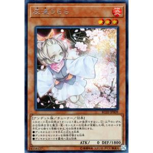 遊戯王カード 灰流うらら(シークレットレア) ザ・レアリティ・コレクション 20th ANNIVERSARY EDITION (RC02) card-museum