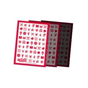 バディファイト「フラッグマーク(赤)」特製スリーブ55枚 | バディファイト|card-museum