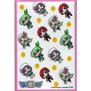 ウィクロス スリーブ カードプロテクト10枚(ミニキャラ)|card-museum