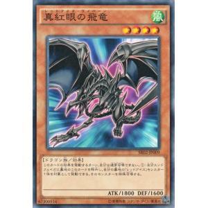 遊戯王 真紅眼の飛竜 (レッドアイズ・ワイバーン) 巨神竜復活 SR02-JP009|card-museum