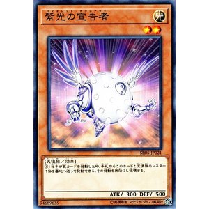 遊戯王カード 紫光の宣告者(ノーマル) ストラクチャーデッキR 神光の波動(SR05)