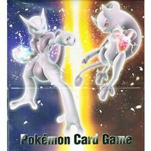 ポケモンカードゲーム カードボックス(メガミュウツーX・メガミュウツーY) | プレシャスメモリーズ|card-museum