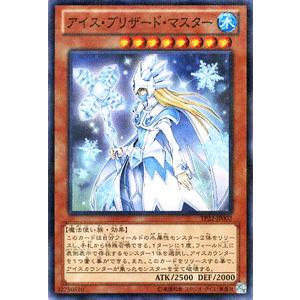 遊戯王カード アイス・ブリザード・マスター(ノーマルパラレル) / トーナメントパック / シングルカード|card-museum