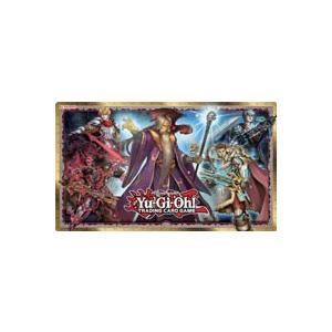 聖騎士 プレイマット 遊戯王アーク・ファイブ [デュエルフィールドEX EPIC OF NOBLE KNIGHTS -導きの聖剣-]|card-museum