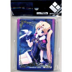 キャラクタースリーブPG【穢翼のユースティア「リシア」】|card-museum