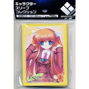 キャラクタースリーブ【Rewrite「鳳ちはや」】|card-museum