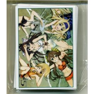 ファイブクロス IS インフィニット・ストラトス カードスリーブ55枚|card-museum