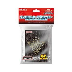 遊戯王 カードプロテクター スリーブ 千年パズル(黒)|card-museum