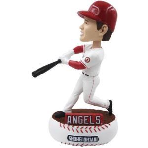 (予約)大谷翔平 ボブルヘッド フィギュア 2018 ロサンゼルス・エンゼルス バッティング・ポーズ / Shohei Ohtani 2018 MLB Baller Series Bobblehead