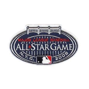 MLB 2008 オールスターゲーム ロゴパッチ (メジャーリーグ) (野球) (All Star) (Logo Patch)