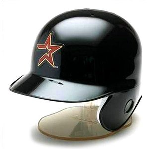 Riddell ヒューストン・アストロズ レプリカミニヘルメット / MLB Houston Astros Replica Mini Helmet|cardfanatic