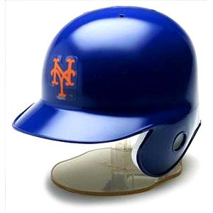 Riddell ニューヨーク・メッツ レプリカミニヘルメット / MLB New York Mets Replica Mini Helmet|cardfanatic