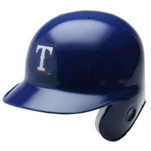 Riddell テキサス・レンジャーズ レプリカミニヘルメット / MLB Texas Rangers Replica Mini Helmet|cardfanatic