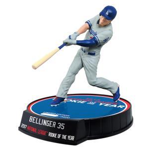 コディ・ベリンジャー Imports Dragon MLB フィギュア Limited Edition NL Rookie of the Year (ドジャース/グレー) / Cody Bellinger 4/3入荷!