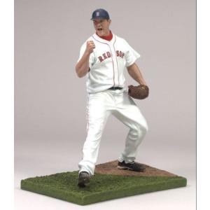 ジョナサン・パペルボン マクファーレン MLB シリーズ19 (レッドソックス / ホワイト) / Jonathan Papelbon|cardfanatic