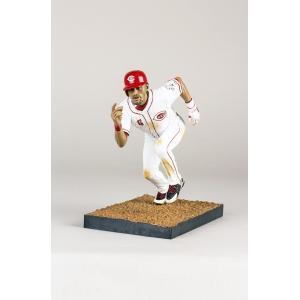 ビリー・ハミルトン マクファーレン MLB フィギュア シリーズ33 (レッズ/ホワイト) / Billy Hamilton|cardfanatic