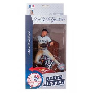 デレク・ジーター マクファーレン 2014 MLB 引退記念 (ヤンキース/1998ワールドシリーズ) / Derek Jeter Yankees 1998 World Series Commemorative|cardfanatic