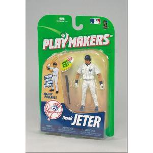 デレク・ジーター マクファーレンMLBプレイメーカーズシリーズ1 (ヤンキース/バッティング) / Derek Jeter|cardfanatic