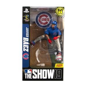 ハビアー・バエズ MLB The Show 19 Series 1 (カブス/ブルー) / Javier Baez 3/25入荷!